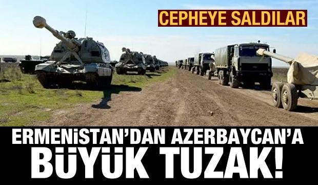 Ermenistan'dan Azerbaycan'a büyük tuzak: PKK'yı cepheye saldılar