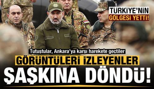 Görüntüleri izleyenler şaşkına döndü! Türkiye'nin gölgesi yetti: Engellemeliyiz...