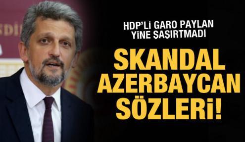 HDP'li Garo Paylan şaşırtmadı: Karabağ'da Ermenistan'ın tek suçu yokmuş!