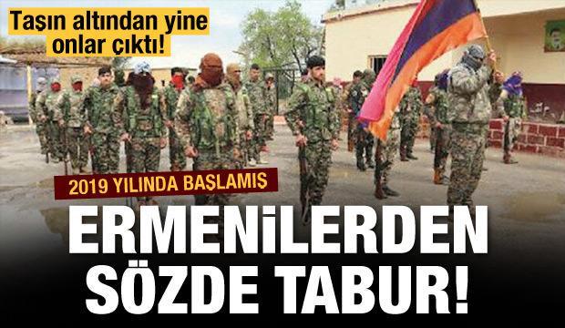 PKK'lılar eğitmiş