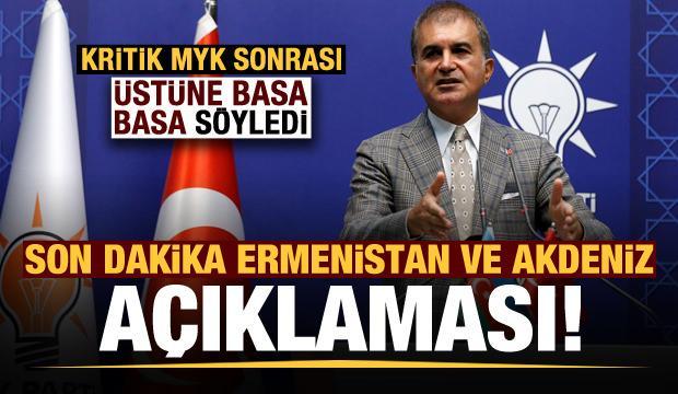 Son dakika: MYK sonrası son dakika 'Ermenistan' çıkışı! Üstüne basa basa söyledi...