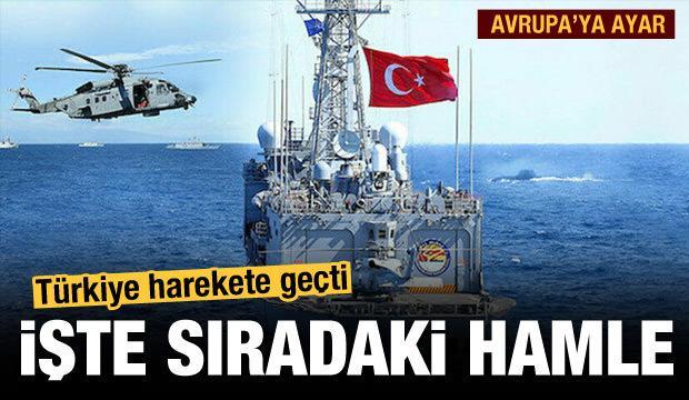 Türkiye, Yunan askerlerini adalardan çıkmaya zorlayacak