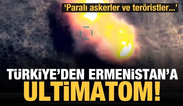 Türkiye'den son dakika açıklaması! Ermenistan'a ultimatom