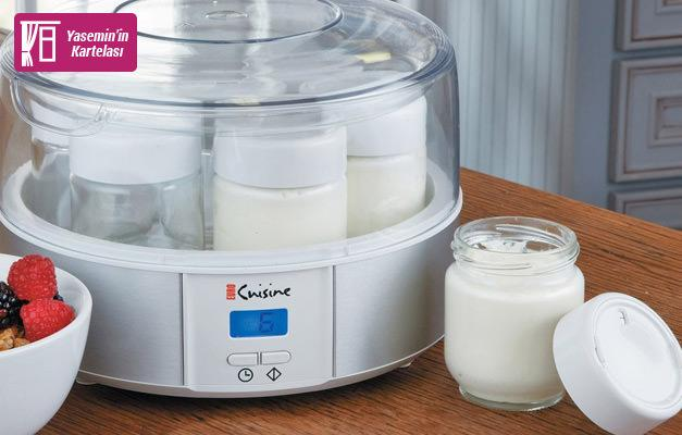 En kullanışlı yoğurt yapma makinesi modelleri