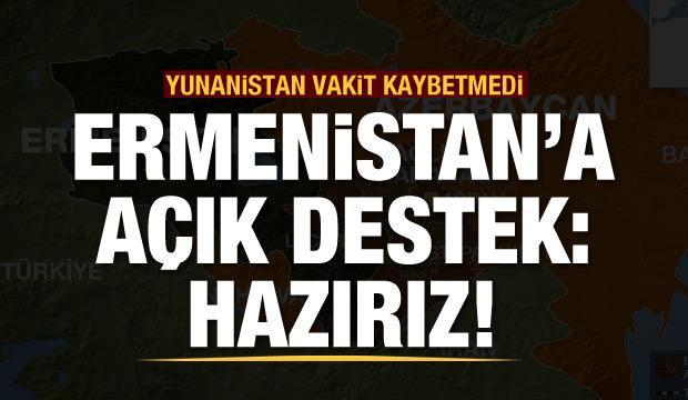 Yunanistan vakit kaybetmedi! Ermenistan'a açık destek (28 Eylül 2020 Günün Önemli Gelişmeleri)