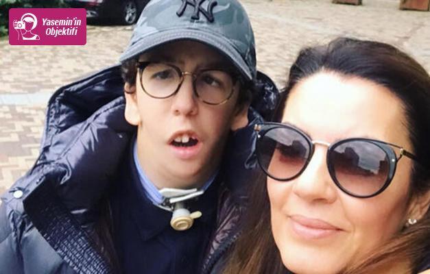 Oğlu Daniel'in çene ameliyatı için zorlu yolculuk...