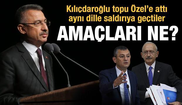 Mehmet Acet'ten çarpıcı yazı: Kılıçdaroğlu ile Özel neden Oktay'ı hedef alıyor?