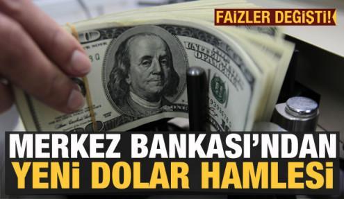 Merkez Bankası'ndan zorunlu karşılık kararı