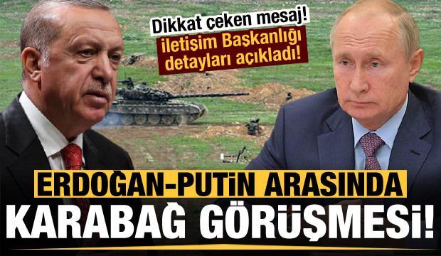 Son dakika: Başkan Erdoğan ile Putin arasında sürpriz Azerbaycan görüşmesi!