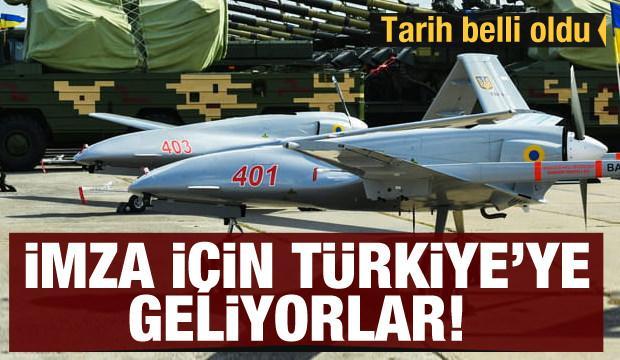 Tarih belli oldu! Ukrayna Cumhurbaşkanı imzayı atmak için Türkiye'ye geliyor