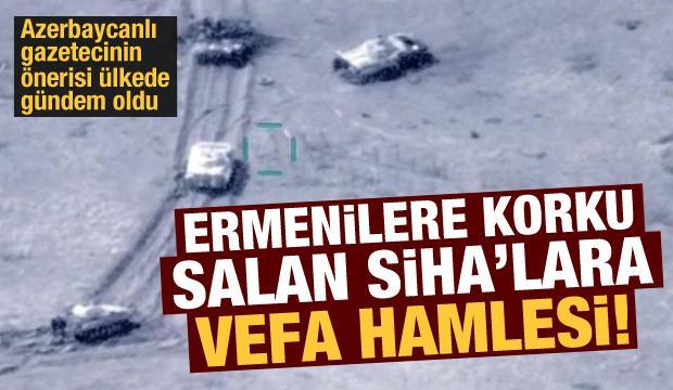 Ermenilere korku salan SİHA'lara vefa hamlesi! (21 Ekim 2020 Günün Önemli Gelişmeleri)