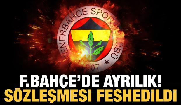 Fenerbahçe'de Rodrigues gönderildi!