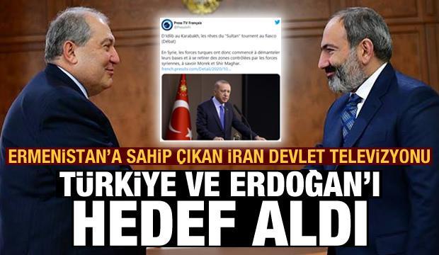 İran devlet kanalı Türkiye ve Erdoğan'ı hedef aldı: Sultan'ın hayalleri fiyaskoya dönüşüyor