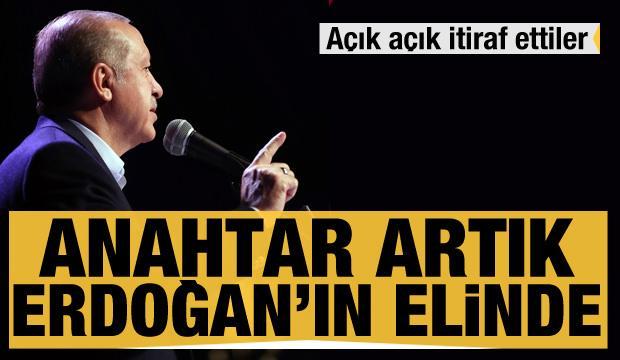 İtalyan basını açık açık itiraf etti! Anahtar artık Erdoğan'ın elinde