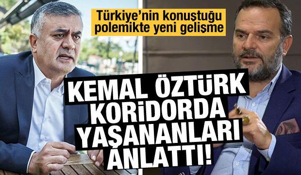Kemal Öztürk ve Adil Gür polemiğinde yeni gelişme!