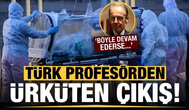 Mehmet Ceyhan'dan ürküten açıklama: Böyle devam ederse...