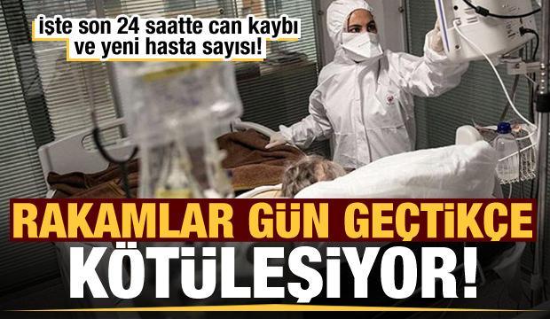 Son dakika haberi: 24 Ekim koronavirüs tablosu! Hasta, ölü sayısı ve son durum açıklandı