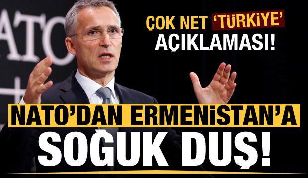 NATO'dan Ermenistan soğuk duş! Net Türkiye açıklaması