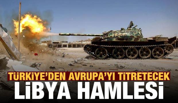Taha Dağlı: Türkiye'den Avrupa'yı titreten Libya hamlesi