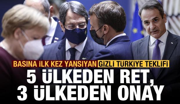 Yunanistan'ın 'Türkiye'ye ambargo' teklifine 5 ülkeden ret, 3 ülkeden onay