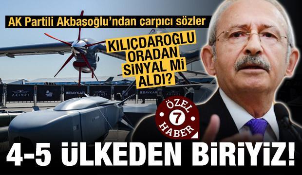 AK Partili Akbaşoğlu'ndan Haber7'ye özel açıklamalar