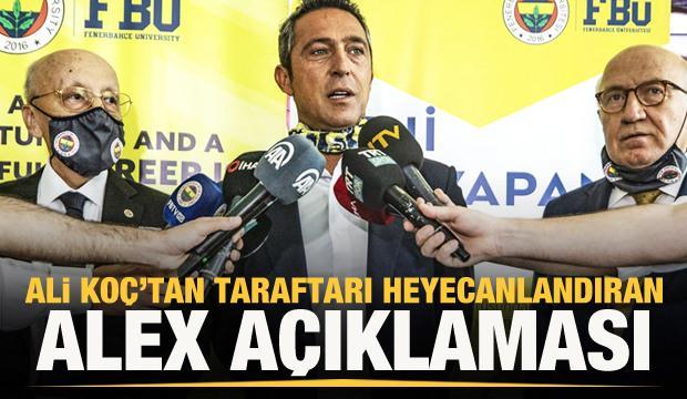 Ali Koç: 6-0'lık G.Saray derbisinde sesim kısıldı