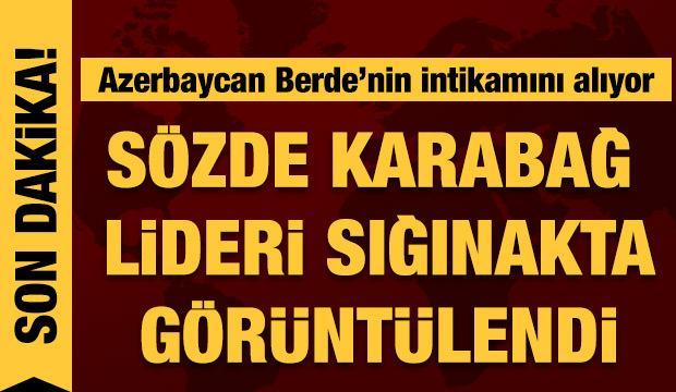 Son dakika..Azerbaycan Berde'nin intikamını alıyor