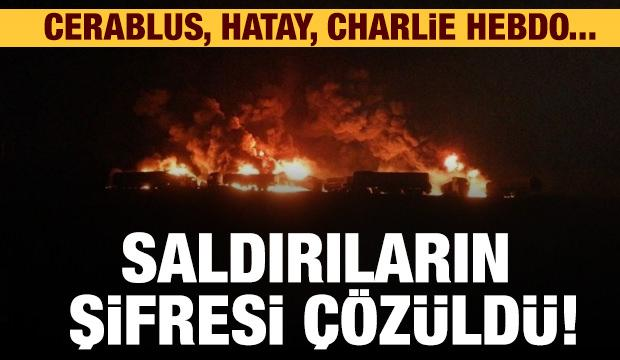 Charlie Hebdo, Cerablus, Hatay! Bu saldırılar ne anlama geliyor?