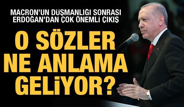 Erdoğan neden 'boykot' çağrısı yaptı?