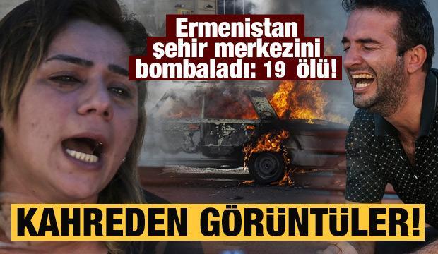 Ermenistan'ın Berde katliamı objektiflere yansıdı