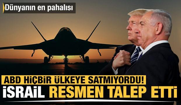 İsrail BAE'nin F-35 almasına razı oldu! İşte karşılığında ABD'den istediği uçak