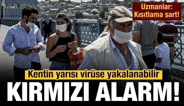 İstanbul'un yarısı virüse yakalanabilir