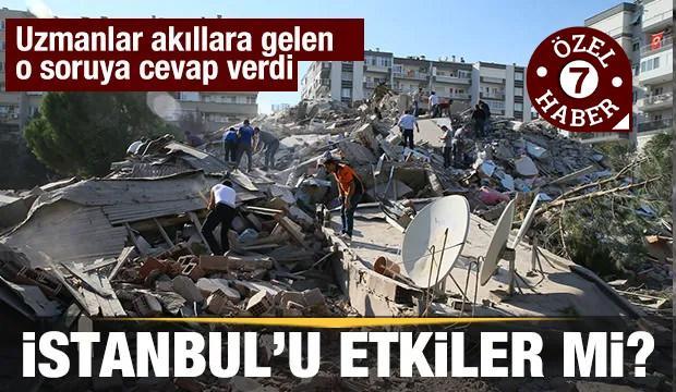 İzmir'deki şiddetli deprem neyi ifade ediyor: İstanbul'u tetikler mi?