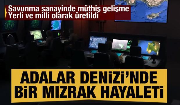 Savunma sanayinde müthiş gelişme! İşte Türkiye'nin ilk Silahlı İnsansız Deniz Aracı