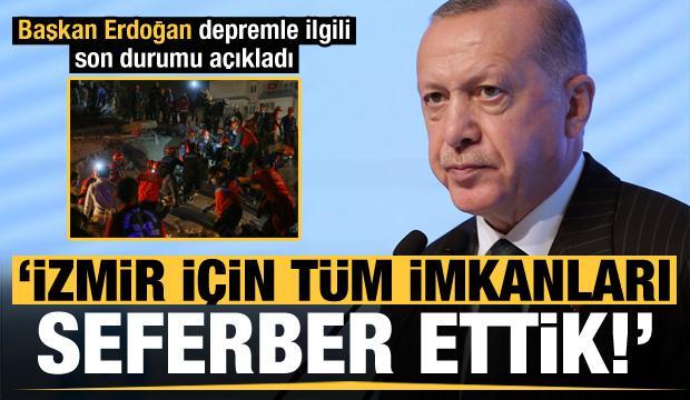 Son dakika: Başkan Erdoğan'dan önemli açıklamalar!