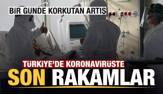 Son dakika haberi: 31 Ekim koronavirüs tablosu! Hasta, ölü sayısı ve son durum açıklandı
