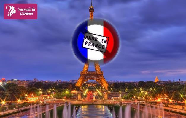 Fransız markaları ve ürünleri nelerdir?