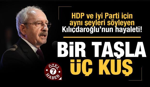 Kemal Kılıçdaroğlu'nun hayaletleri!