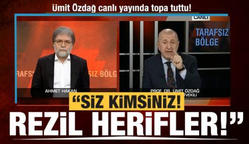 İYİ Parti'den ihraç edilen Ümit Özdağ'dan ilk açıklama