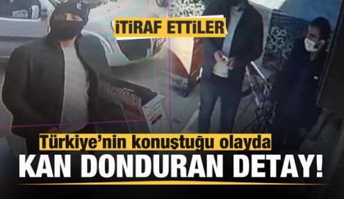 Türkiye'nin konuştuğu olayda kan donduran detay!