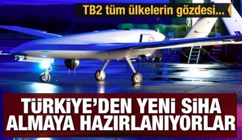 Ukrayna Türkiye'den yeni Bayraktar TB2 siparişine hazırlanıyor