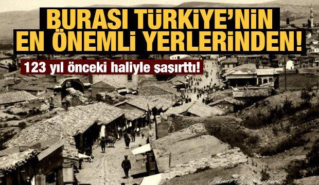 123 yıllık arşiv! Türkiye'yi böyle görmediniz...