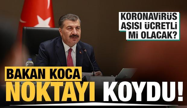 Bakan Koca: İstanbul, Bursa, Kocaeli, İzmir üçüncü zirveyi yaşıyorlar