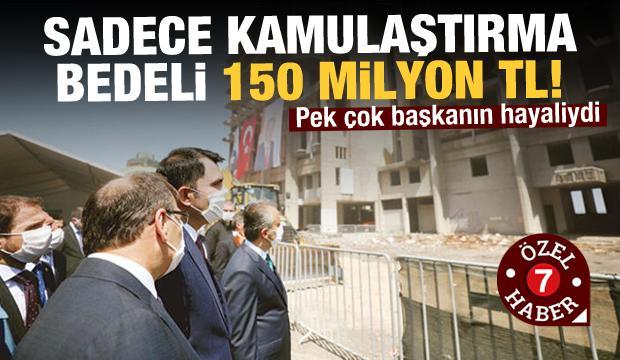 Bursa Belediye Başkanı Ali Nur Aktaş'tan Haber7'ye özel açıklamalar