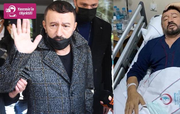 Kalp krizi geçiren Mustafa Topaloğlu yeniden hastaneye kaldırıldı!