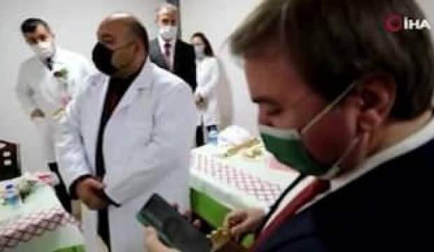 Lösemi hastası Öğretmene Aksaray Valisi'nden sürpriz telefon: Gözyaşları sel oldu