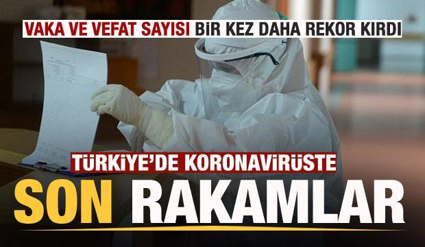 Son dakika haberi: 27 Kasım koronavirüs tablosu! Vaka, Hasta, ölü sayısı ve son durum açıklandı