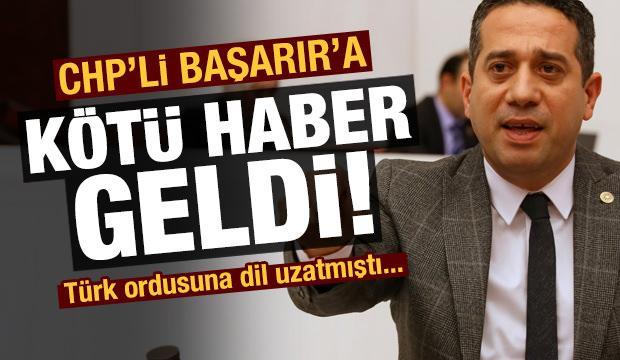 Son dakika: Skandal sözler sonrası CHP Milletvekili Ali Mahir Başarır'a kötü haber!