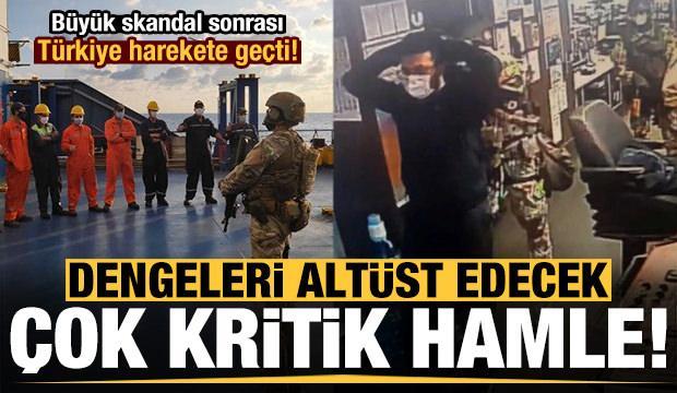 Türkiye harekete geçti! Büyük skandal sonrası çok kritik hamle...