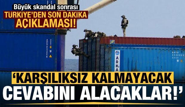 Türkiye'den net mesaj: Bize yapılanı karşılıksız bırakmayız, cevabı sahada alacaklar!
